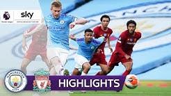 Meister Liverpool geht gegen City unter | Manchester City - FC Liverpool 4:0 | Highlights - EPL