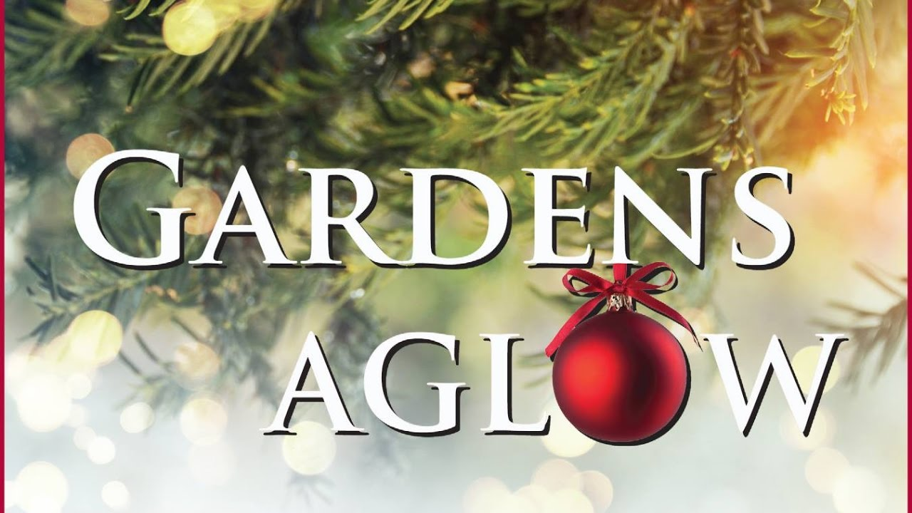 Gardens Aglow At The Heritage Museum And Gardens Youtube