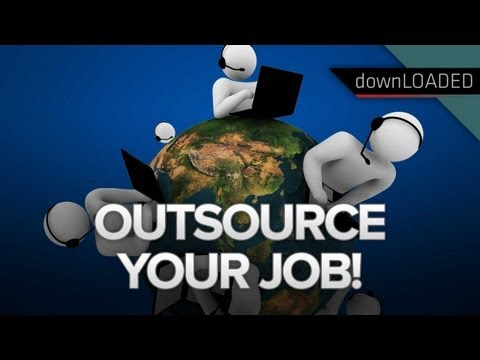 Outsource Your Job: How to Succeed at Work Without Working