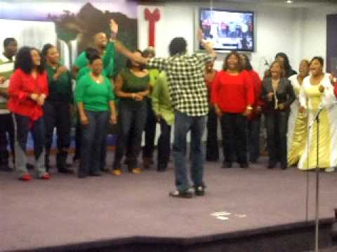 I Open My Mouth to the Lord... Union Grace Style