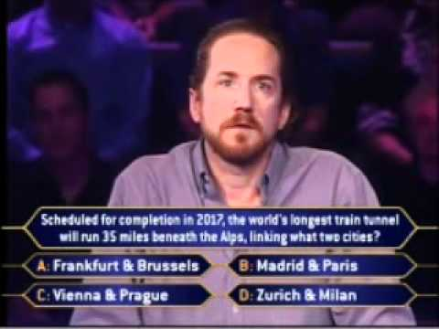Who Wants to be a Millionaire Shuffle Format with Classic Millionaire Music  take two day 1