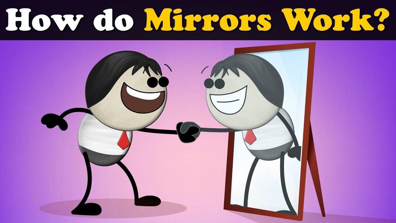 How do Mirrors Work? + more videos | #aumsum #kids #science #education #children