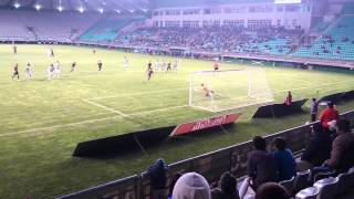 Gol de Barnechea vs Deportes Temuco 2014 (Resultado final TEM 2 Barnechea1)