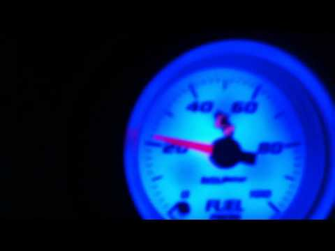 Fuel psi gauge