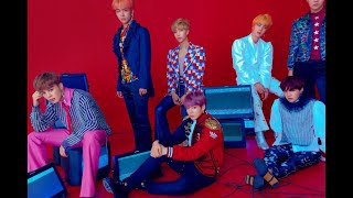 BTS (방탄소년단) LOVE YOURSELF 結 'Answer' Concept Photos S & E Versions