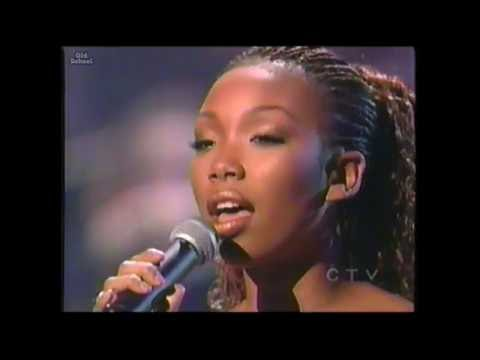 Brandy Have You Ever Live AMA 1999