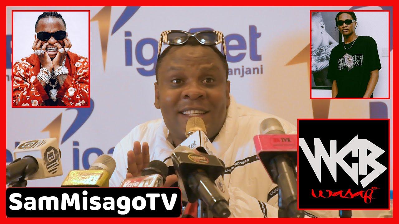 Download BABA LEVO AFICHUA SABABU ZA HANSTONE KUJITOA WCB WASAFI NA KUMUACHIA HARMONIZE KASAINIWA MAISHA YAKE