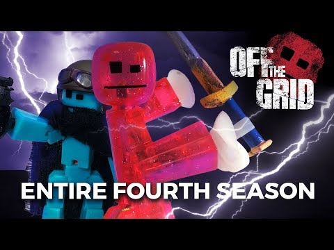 OFF THE GRID ☠️ |  Season Four (Full Season)