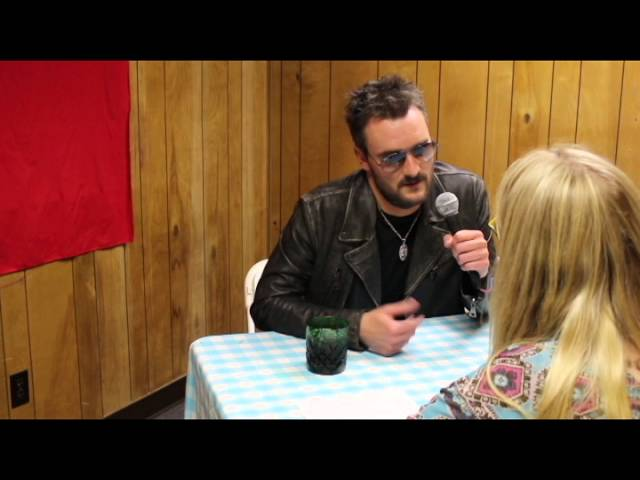 Eric Church Interview at Stagecoach 2016