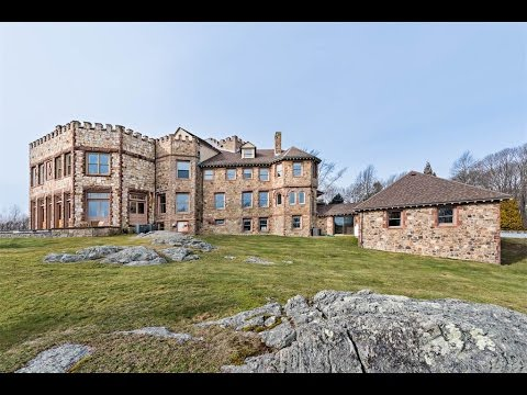 Historic Baronial Style Mansion in Newport, Rhode Island