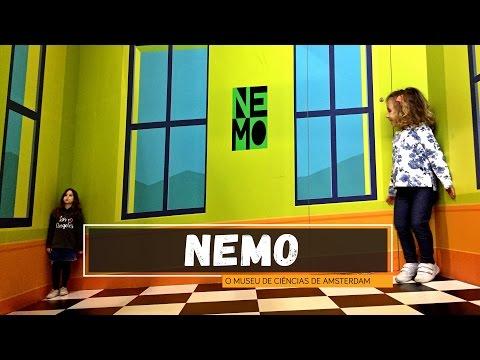 Museu de Ciências em Amsterdam, conheça o incrível NEMO
