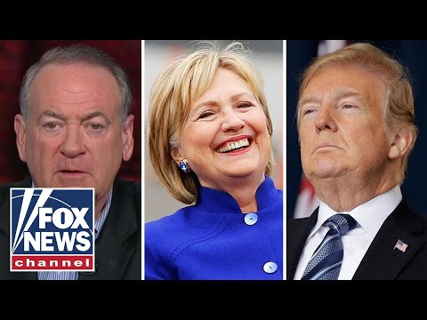 Huckabee agrees with Hillary: Trump should fire people