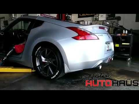 Nissan 370z Armytrix Exhaust Mods Best Tuning Review Price