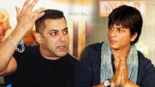 Salman Khan REJECTS Business Proposal From Shahrukh Khan