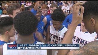 #2 Cardinal Newman gets revenge, beats #6 St. Andrew's
