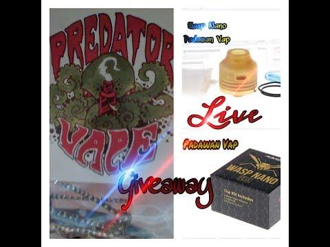 Live giveaway pour remercier les Padawans des 400 abonnés et le groupe fb