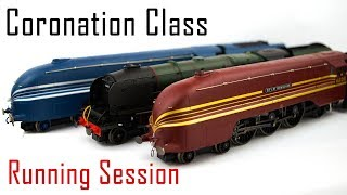 A Day with Coronation Class Locomotives