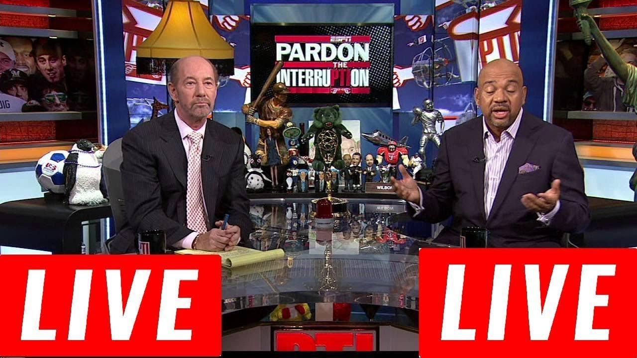 Pardon The Interruption 09/06/2019 LIVE HD   Tony