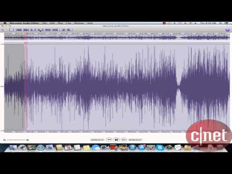 Macsome Audio Editor - Edit audio files on Mac, easily - Download Video Previews