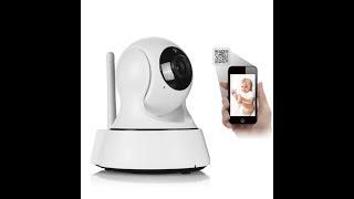 IP Камера нічного спостереження E6812 - процес налаштування