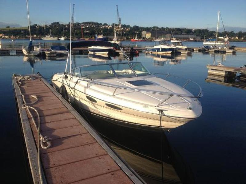 For Sale: 1998 Sea Ray 230 Overnighter - EUR 15,950