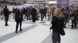 Floor Diving Street Training Technique Liverpool Street