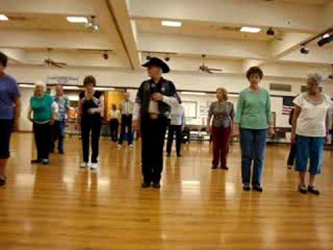Tennessee Waltz Surprise ( Line Dance ) Walkthrough.wmv