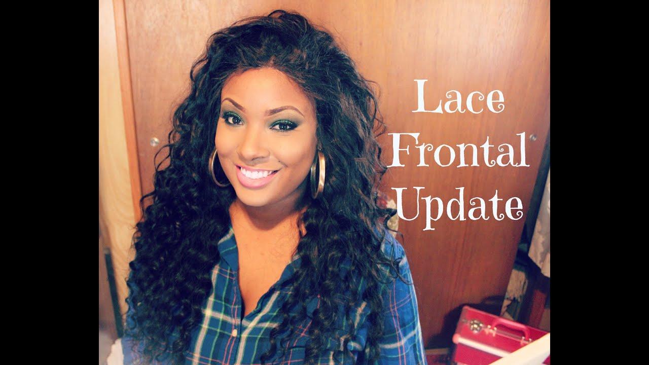 Peruvian Wavy Hairstyles Valencia Rose Peruvian Big Wave Lace Frontal Update Youtube
