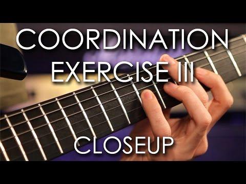 10. Coordination Exercise III - Closeup