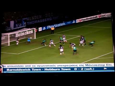 Schalke PAOK 1 1