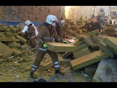 mistotvpoltava: Завал на будівництві