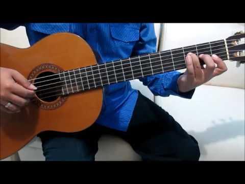 Belajar Kunci Gitar Hello Diantara Bintang Petikan