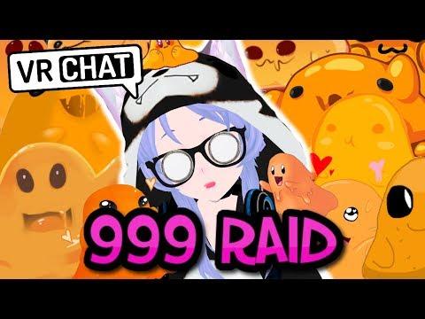 [VRChat] The SCP 999 Raid has begun!