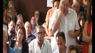 Consiglio comunale Gerace: il giuramento di Giuseppe Pezzimenti - IL VIDEO