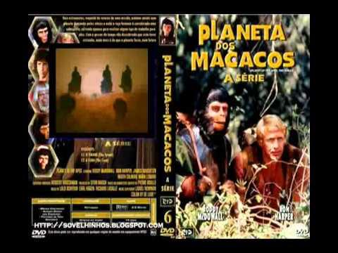Planeta dos macacos 2 - 5 4