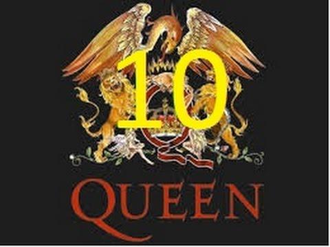 las 10 mejores canciones de queen personalmente (tonix 77)