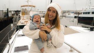 Baby Lenny's Loving Boat Life.. Ep.193