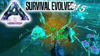 EN ALPHA KARKINOS! - ARK Survival Evolved Aberration Dansk Ep 15