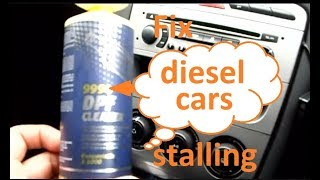 Peugeot 308  diesel error anti-pollution issue