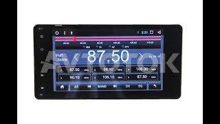 Штатная магнитола Mitsubishi Outlander, Pajero 4, Lancer Android 7.1.1 CF-3105