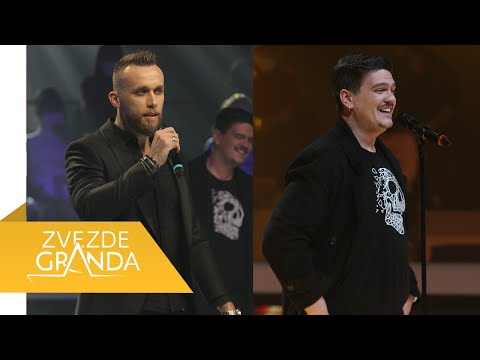 Hanad Dzehverovic i Isak Sabanovic - Splet pesama - (live) - ZG - 20/21 - 02.01.21. EM 48 - Zvezde Granda