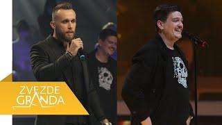 Hanad Dzehverovic i Isak Sabanovic - Splet pesama - (live) - ZG - 20/21 - 02.01.21. EM 48