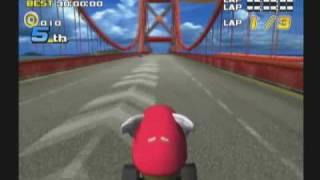 Sonic Adventure 2 DLC - Fantasy Zone