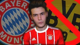 I was Bayern Munich fan...