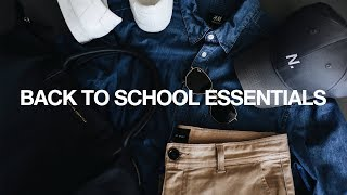 Top 10 Back To School Essentials / Affordable + Versatile