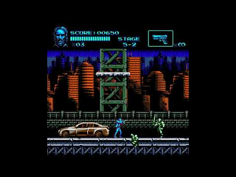 John Wick: The NES game