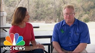 Father Of Missing Teen To Tad Cummins, Girl's Teacher: 'Leave Her Someplace Safe' | NBC News