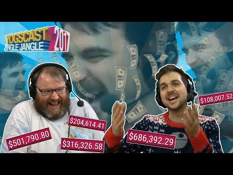 AND SO IT BEGINS ~ [DAY 1] Yogscast Jingle Jam 2017 Highlights