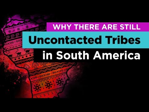 Why Hundreds of Uncontacted Tribes Still Exist in South Amer