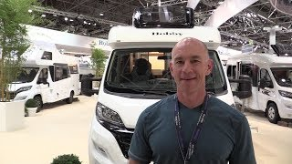 RV Classes You Know - And One You Don't - from the 2017 Düsseldorf RV Show